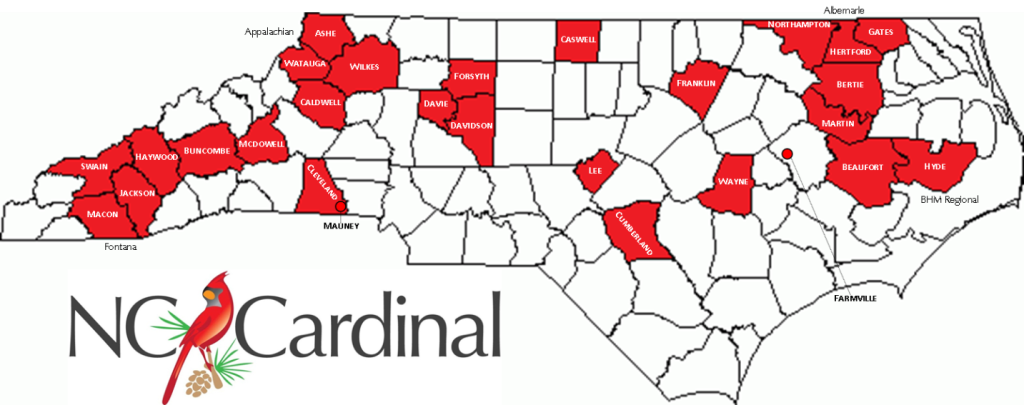 NC Cardinal: North Carolina's consortial ILS