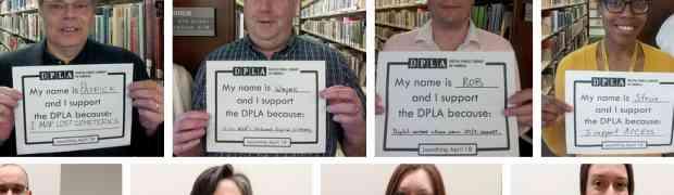 Call for DPLA Community Reps