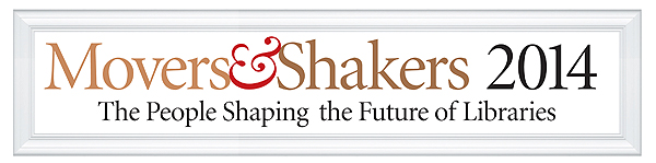NC's Kyle Denlinger joins the 2014 Library Journal Movers & Shakers