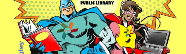 Around the State: Union County's Superhero Library Cards