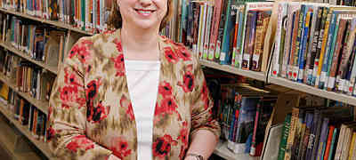 New Library Director: Perry Memorial Library (Vance Co.)