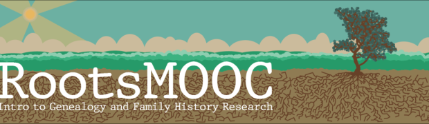 Offer a genealogy course at your library using materials from the State Library's RootsMOOC!