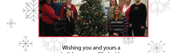 Happy Holidays from the Library Development Staff