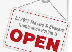 LJ accepting nominations for 2017 Movers & Shakers