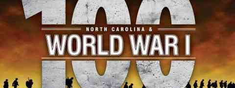 North Carolina & The Great War