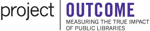 Project Outcome Training: Learn how to collect outcome data about your library programs!